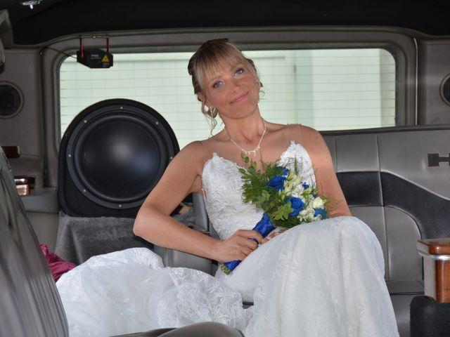 Le mariage de Emilie et Florian à Ousse-Suzan, Landes 1