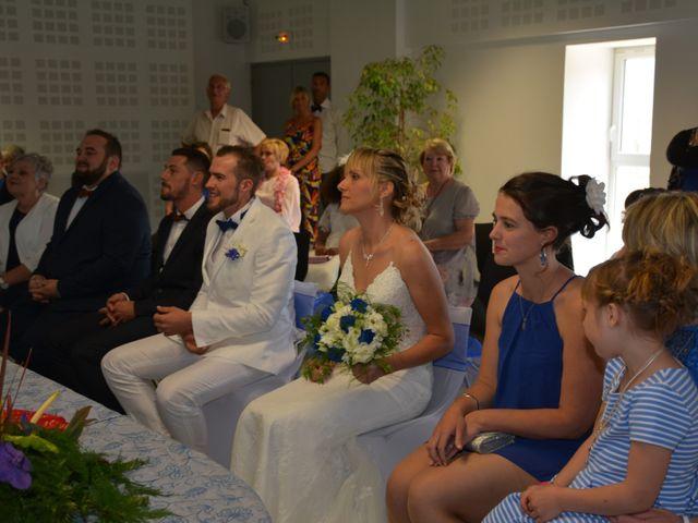 Le mariage de Emilie et Florian à Ousse-Suzan, Landes 5