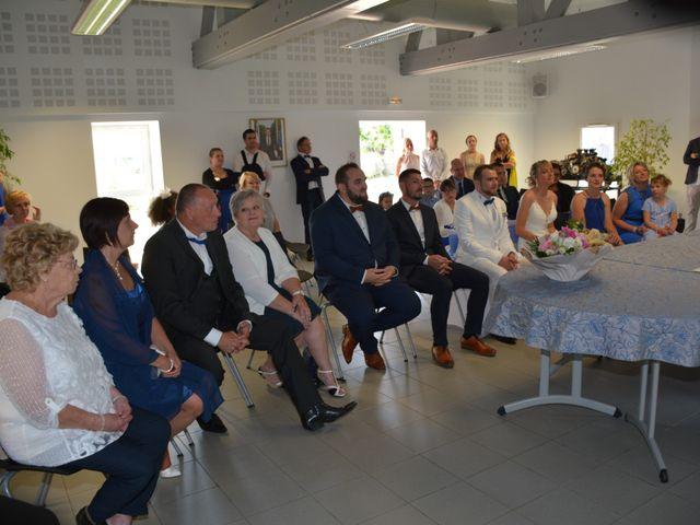 Le mariage de Emilie et Florian à Ousse-Suzan, Landes 6
