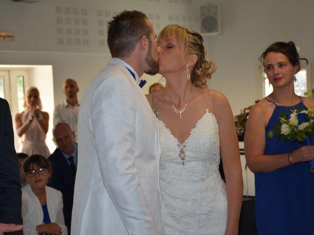 Le mariage de Emilie et Florian à Ousse-Suzan, Landes 7