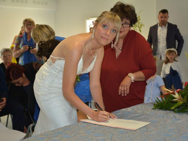 Le mariage de Emilie et Florian à Ousse-Suzan, Landes 8