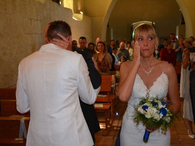 Le mariage de Emilie et Florian à Ousse-Suzan, Landes 10