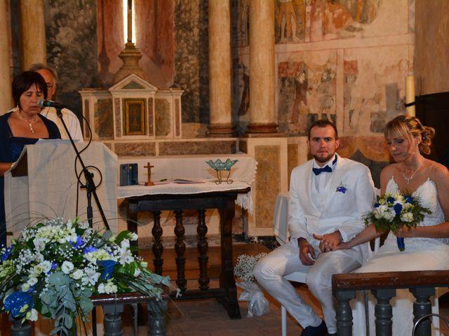 Le mariage de Emilie et Florian à Ousse-Suzan, Landes 12