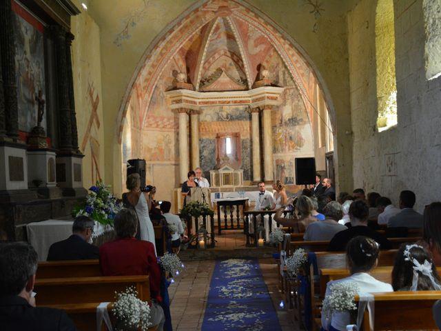 Le mariage de Emilie et Florian à Ousse-Suzan, Landes 13