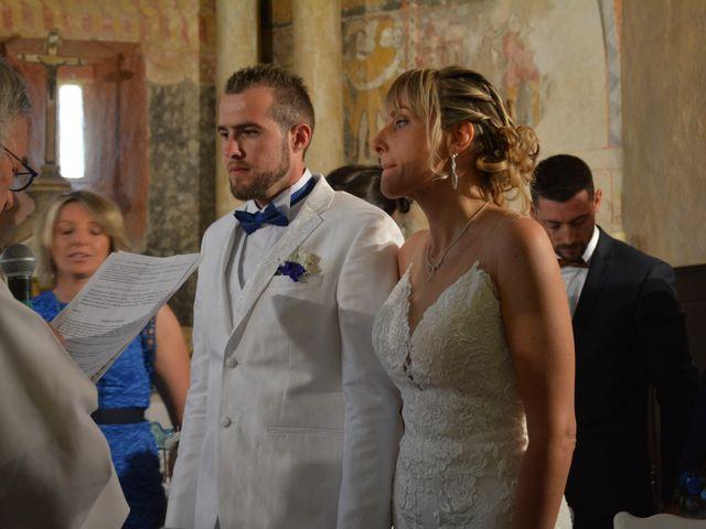 Le mariage de Emilie et Florian à Ousse-Suzan, Landes 14