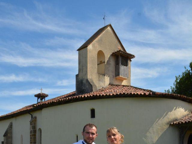 Le mariage de Emilie et Florian à Ousse-Suzan, Landes 16