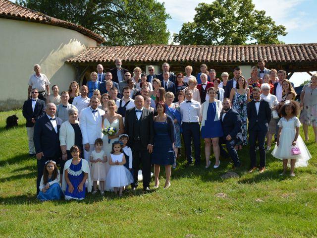 Le mariage de Emilie et Florian à Ousse-Suzan, Landes 17
