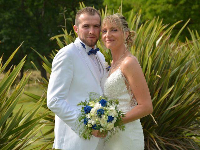 Le mariage de Emilie et Florian à Ousse-Suzan, Landes 19