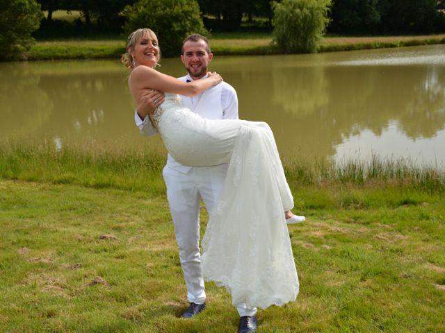 Le mariage de Emilie et Florian à Ousse-Suzan, Landes 22