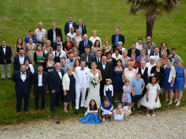 Le mariage de Emilie et Florian à Ousse-Suzan, Landes 23