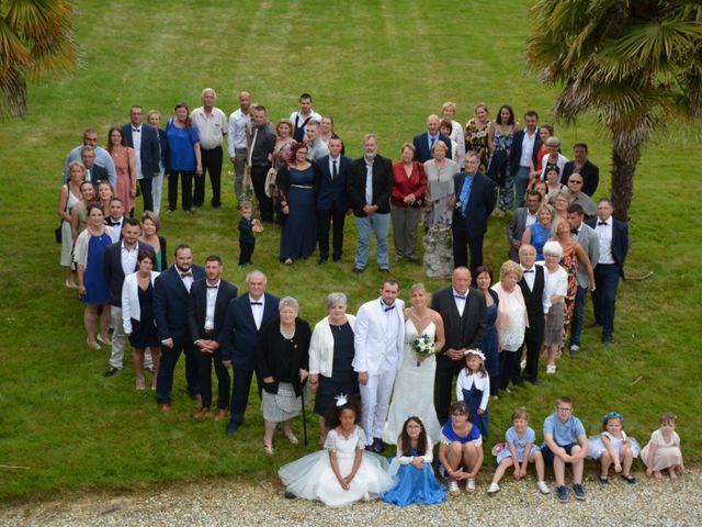 Le mariage de Emilie et Florian à Ousse-Suzan, Landes 24