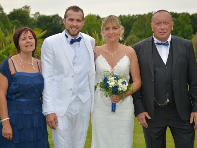 Le mariage de Emilie et Florian à Ousse-Suzan, Landes 25