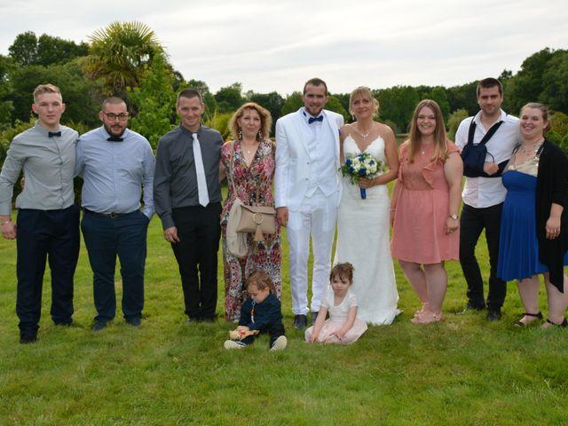 Le mariage de Emilie et Florian à Ousse-Suzan, Landes 27
