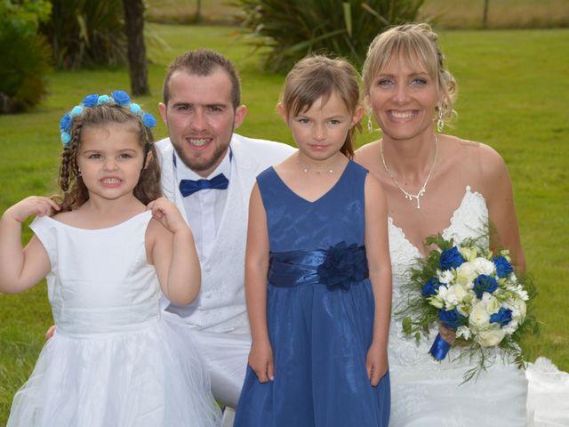 Le mariage de Emilie et Florian à Ousse-Suzan, Landes 30