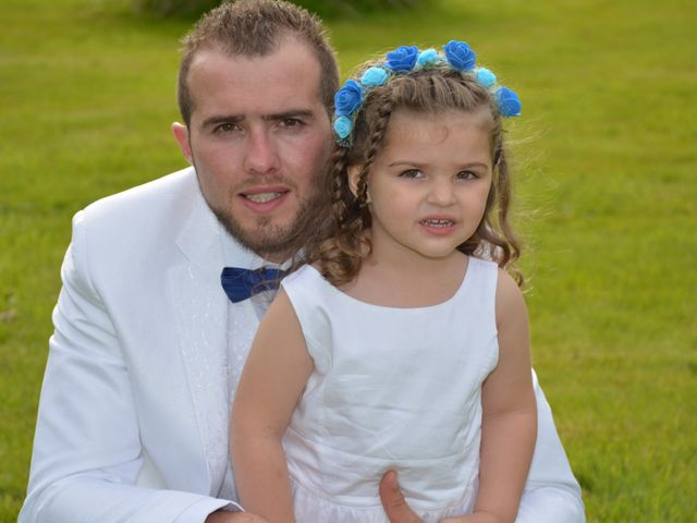 Le mariage de Emilie et Florian à Ousse-Suzan, Landes 31