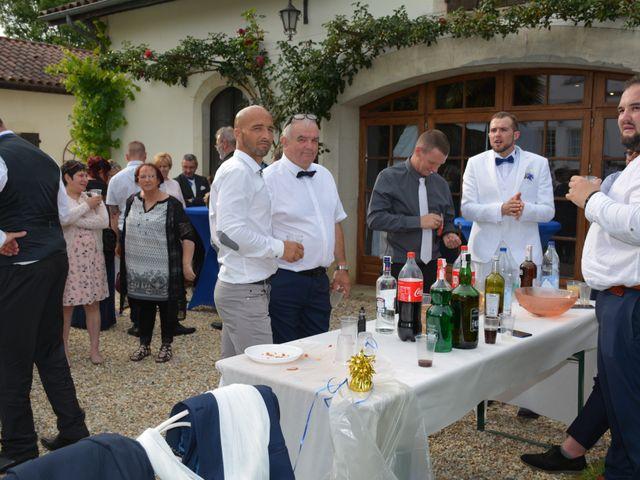 Le mariage de Emilie et Florian à Ousse-Suzan, Landes 40