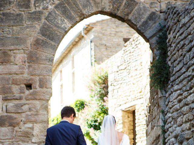 Le mariage de Antoine et Audrey à Saignon, Vaucluse 40