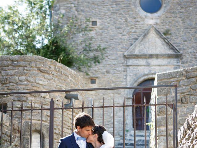 Le mariage de Antoine et Audrey à Saignon, Vaucluse 41