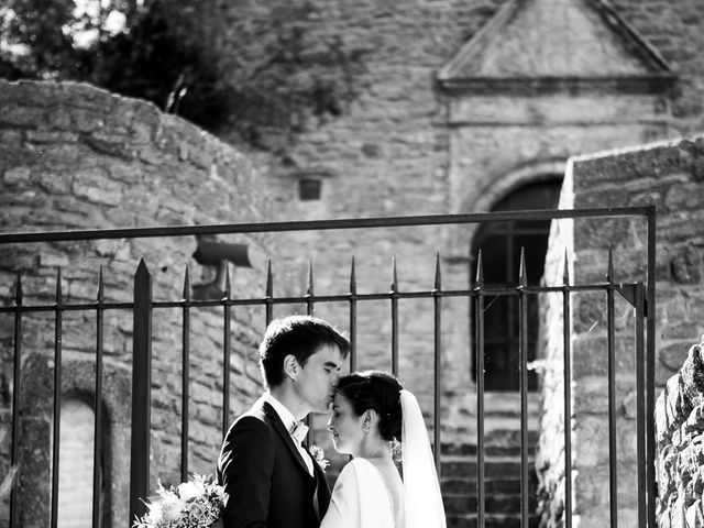 Le mariage de Antoine et Audrey à Saignon, Vaucluse 42