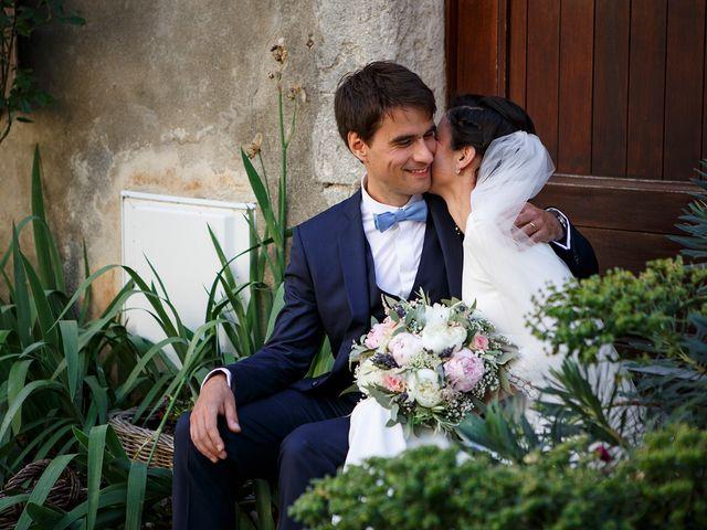 Le mariage de Antoine et Audrey à Saignon, Vaucluse 44