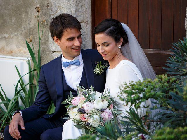 Le mariage de Antoine et Audrey à Saignon, Vaucluse 45