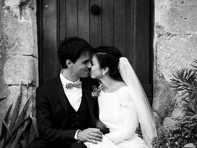 Le mariage de Antoine et Audrey à Saignon, Vaucluse 46