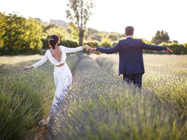 Le mariage de Antoine et Audrey à Saignon, Vaucluse 66