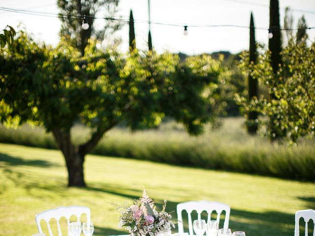 Le mariage de Antoine et Audrey à Saignon, Vaucluse 75