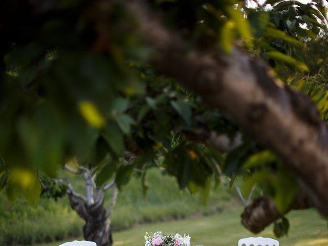Le mariage de Antoine et Audrey à Saignon, Vaucluse 77
