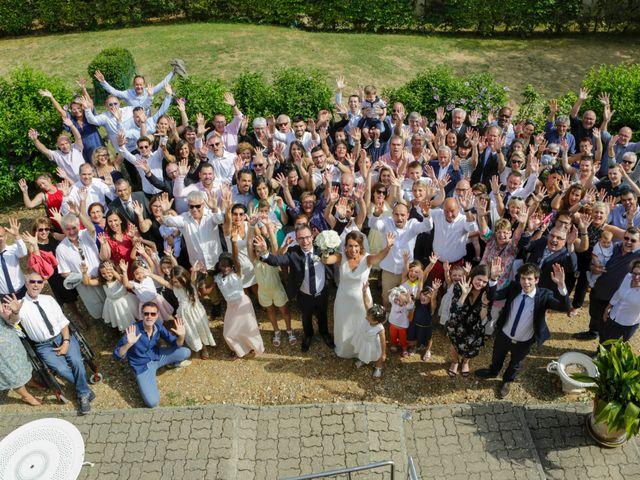 Le mariage de Eric et Isabelle à Courtois-sur-Yonne, Yonne 30
