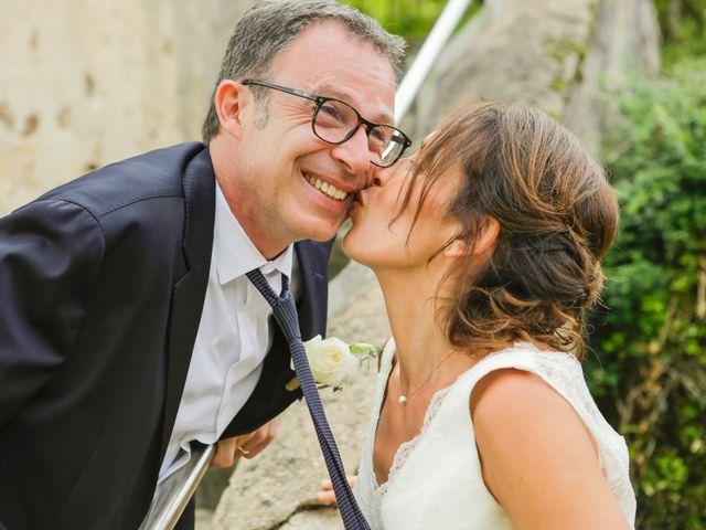 Le mariage de Isabelle et Eric