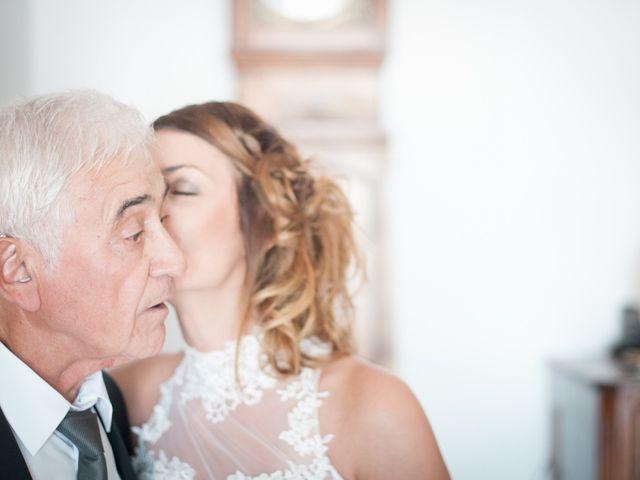 Le mariage de Franck et Anais à Bourdeilles, Dordogne 11