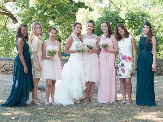 Le mariage de Franck et Anais à Bourdeilles, Dordogne 22