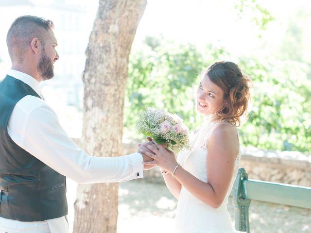 Le mariage de Franck et Anais à Bourdeilles, Dordogne 26