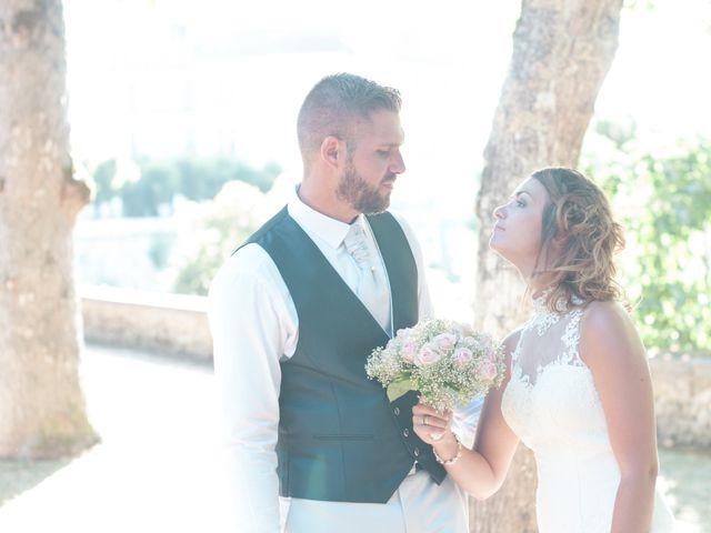 Le mariage de Franck et Anais à Bourdeilles, Dordogne 27