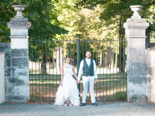 Le mariage de Franck et Anais à Bourdeilles, Dordogne 36