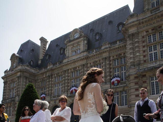 Le mariage de Kevin et Estelle à Chilly-Mazarin, Essonne 7