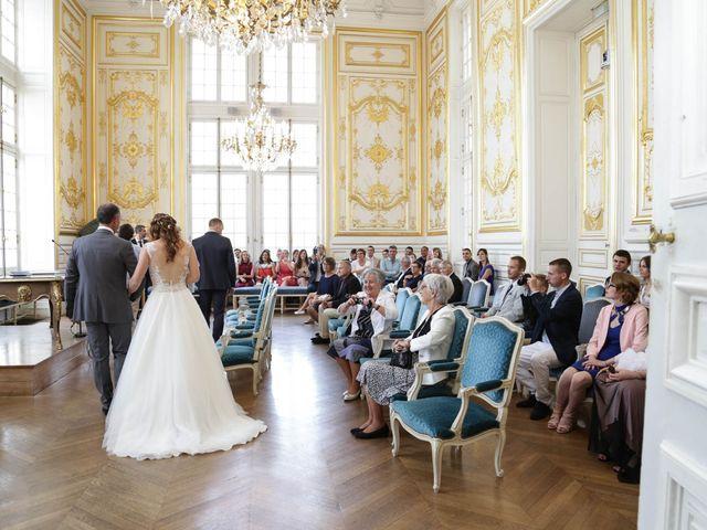 Le mariage de Kevin et Estelle à Chilly-Mazarin, Essonne 9
