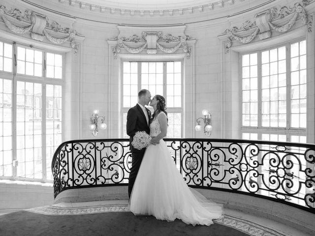 Le mariage de Estelle et Kevin