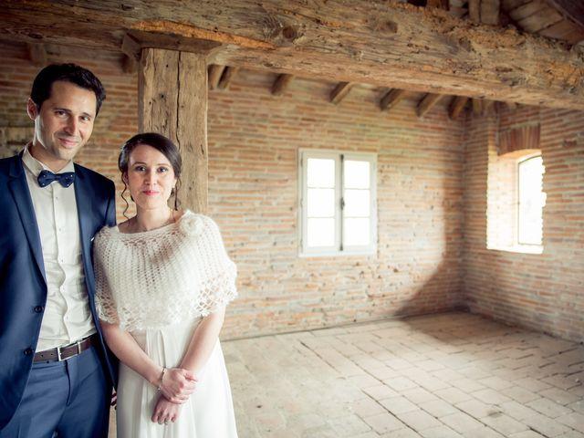 Le mariage de Lionel et Emmanuelle à Toulouse, Haute-Garonne 31