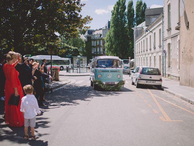 Le mariage de Julien et Emilie à Nantes, Loire Atlantique 5