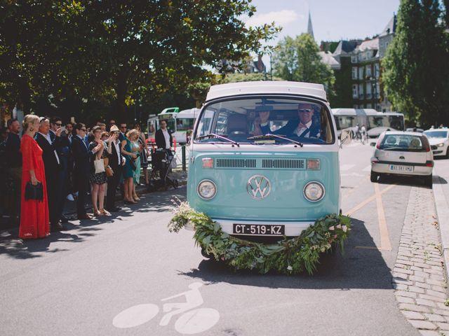 Le mariage de Julien et Emilie à Nantes, Loire Atlantique 6