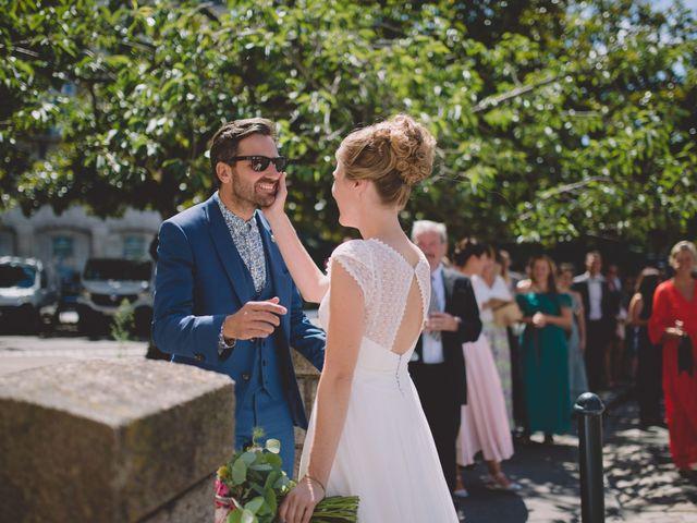Le mariage de Julien et Emilie à Nantes, Loire Atlantique 7