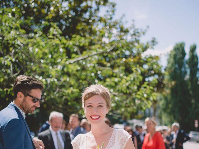 Le mariage de Julien et Emilie à Nantes, Loire Atlantique 8