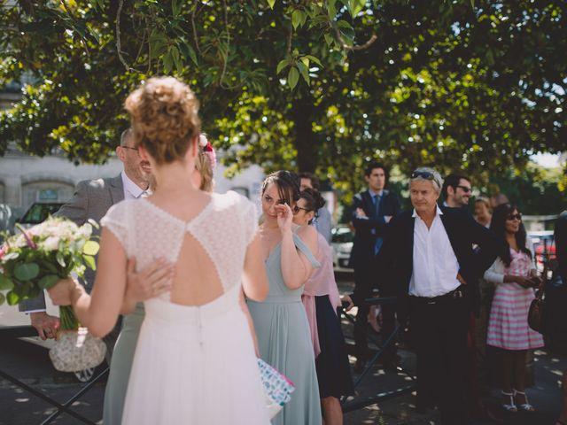 Le mariage de Julien et Emilie à Nantes, Loire Atlantique 9