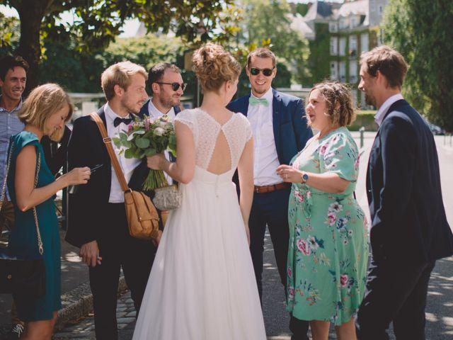 Le mariage de Julien et Emilie à Nantes, Loire Atlantique 10