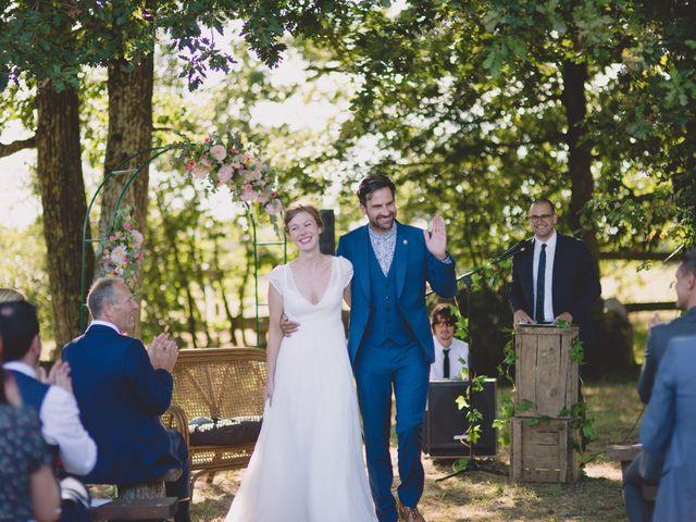 Le mariage de Julien et Emilie à Nantes, Loire Atlantique 23