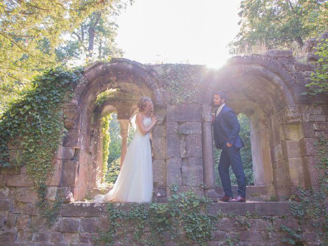 Le mariage de Hélène et Benoit