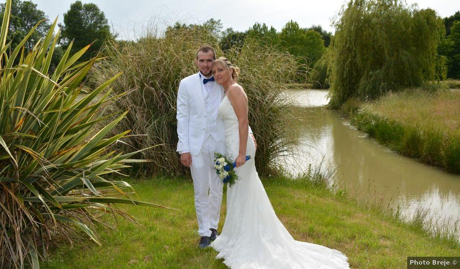 Le mariage de Emilie et Florian à Ousse-Suzan, Landes