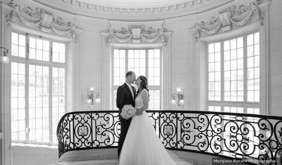 Le mariage de Kevin et Estelle à Chilly-Mazarin, Essonne
